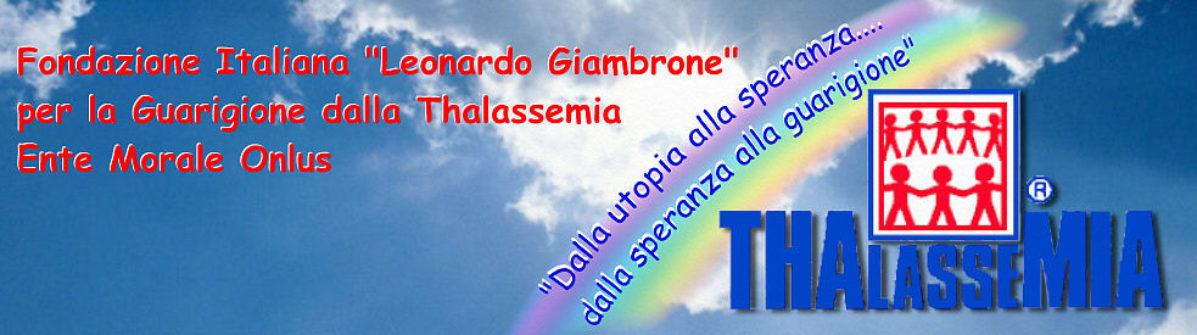 Thalassemia Fondazione Giambrone